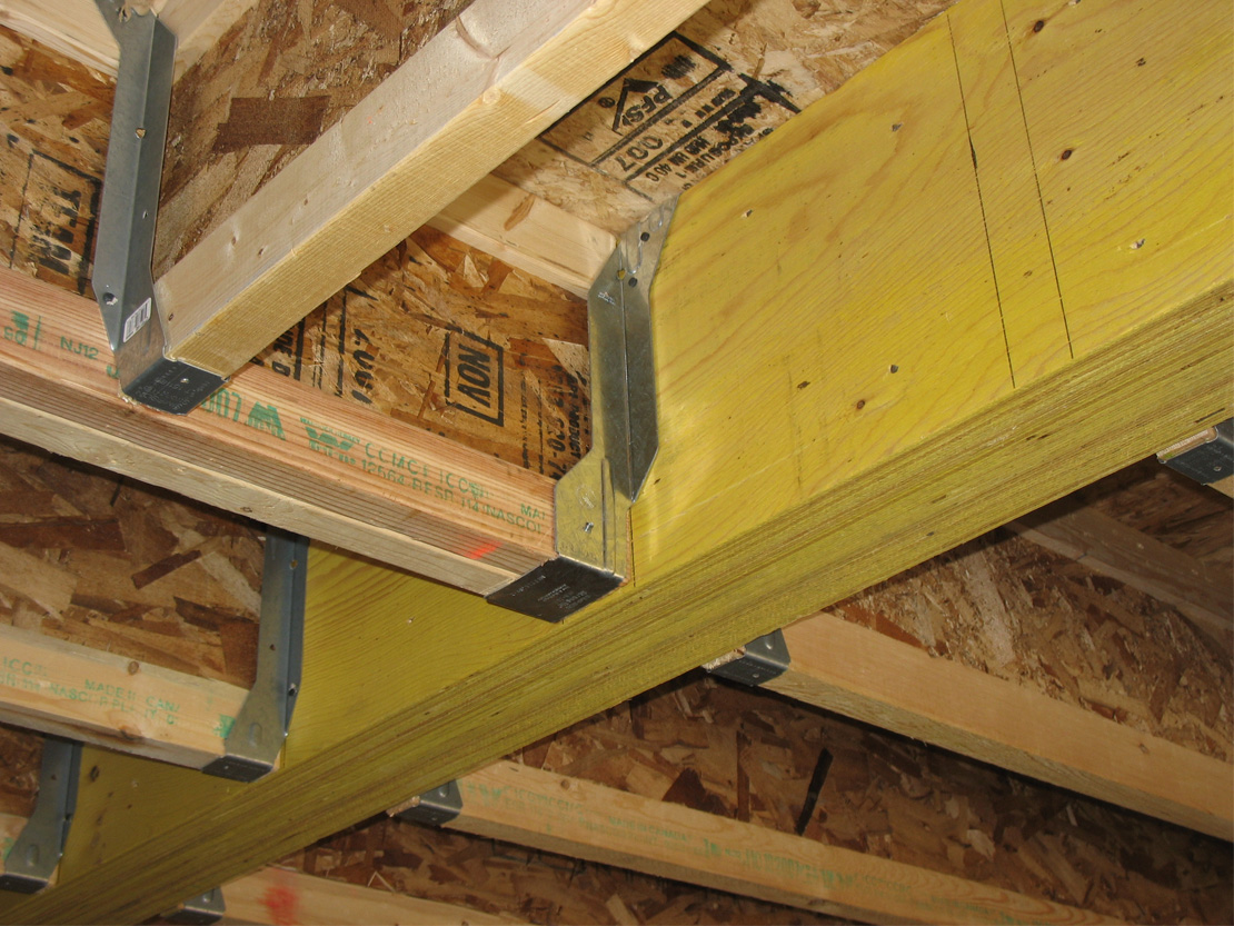 Engineered Beam Design ~ All fab building components engineered beams