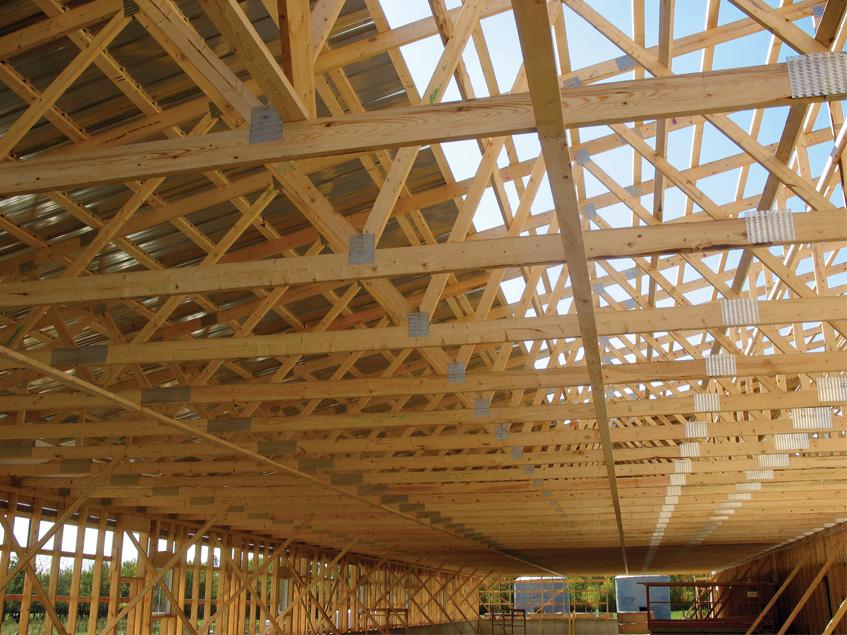 Oak Hollow Farms All Fab Building Components